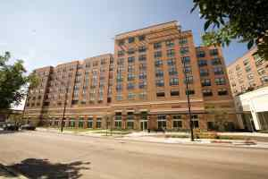 Wilson Yard Senior Community ~ Apartments For Rent In Chicago North Side