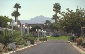 active adult resort community