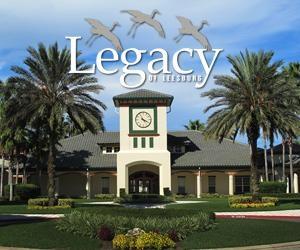 Leesburg Florida Senior Erwachsenen Softball