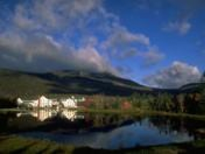 Waterville Valley Resort, New Hampshire