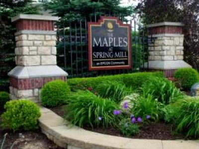 The Maples at Springmill Condominiums - Westfield, IN