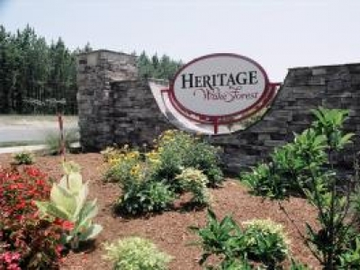 Heritage Wake Forest NC