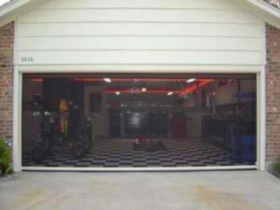 Cool Breeze Motorized Garage Screens - Lutz FL