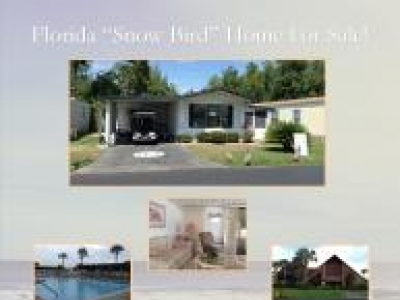 "Winter Haven Florida ""Snow Bird"" home for sale!"