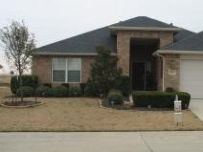 10113 Southpoint Court at Robson Ranch, Denton, Texas 76207 $219,000