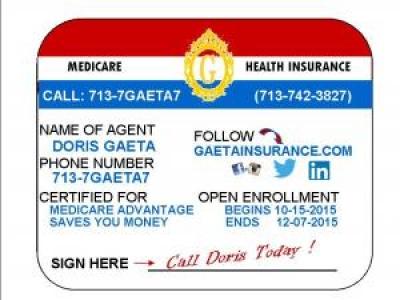 Medicare ADVANTANGE - Houston Texas