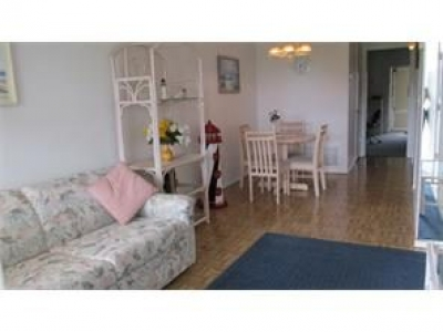 Beautiful Furnished 1 bedroom/1 Bath condo in 55 plus community