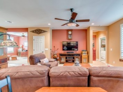 Beautiful, nearly new 55+ home for sale in SW Phoenix valley!