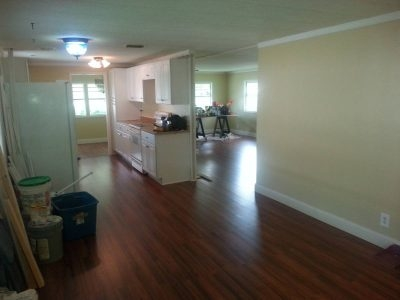 Special $8500 off Remodeled mobile home for sale in Davie big 24 x 56 (Davie florida)