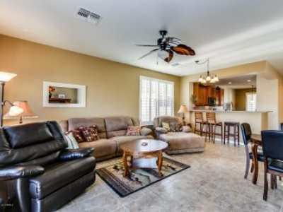 55+, Gorgeous, Furnished, Johnson Ranch, AZ, Retire in Style...SELLER FINANCING!!