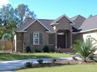 Gated Community 1 Acre Lot Lakefront with pool