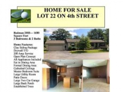 2003 Redman Home for Sale!