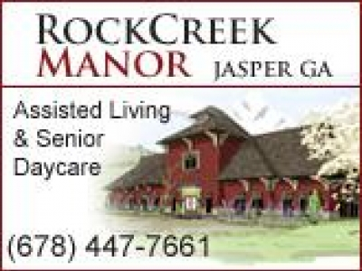 Rock Creek Manor Assisted Living and Sr. Day Care-Jasper GA