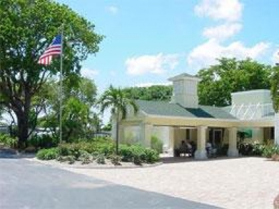 55+ Resort In Margate, Florida