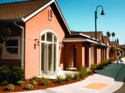 Orange County Retirement Community Anaheim