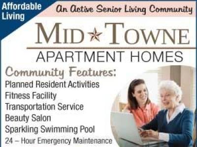 Mid Towne Apartments- Bryan Tx