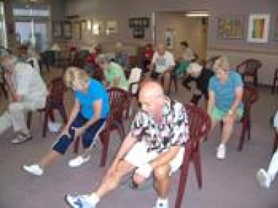 Mizell Senior Center Palm Springs CA