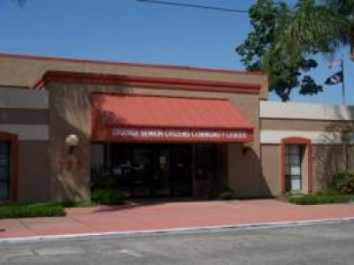 Orange Senior Center - Orange CA