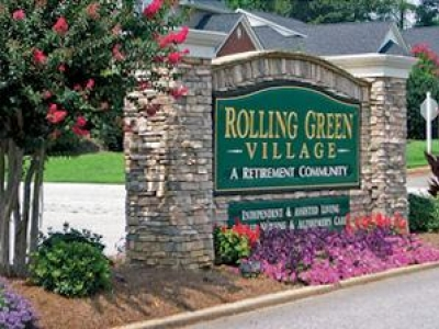ROLLING GREEN VILLAGE - Greenville, SC CCRC