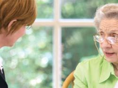 Aging at Home Assumptions Questioned by Report