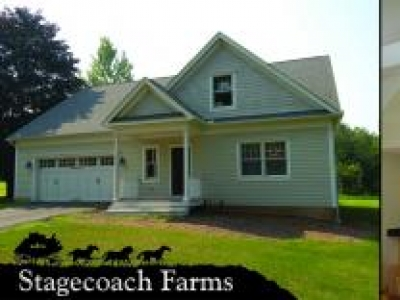 Stagecoach Farms - Active Adult Community in Durham CT