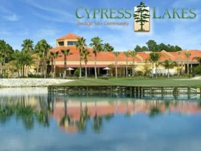 Cypress Lakes 55+ Community - Lakeland FL