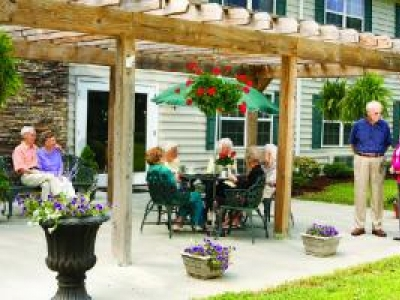 Brasstown Manor Retirement Community - Georgia