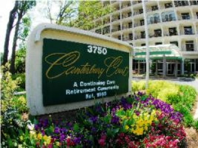 Continuing Care Retirement Community - Atlanta GA -Canterbury Court
