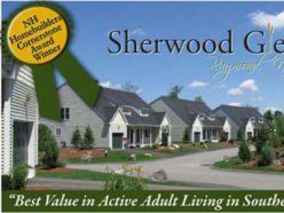 Sherwood Glen- 55+ Condos Raymond, NH