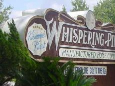 Whispering Pines Manufactured Home Community, Kissimmee, FL